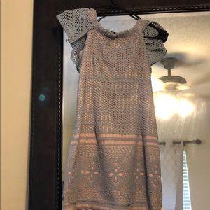 Pretty Kentucky Oaks dress